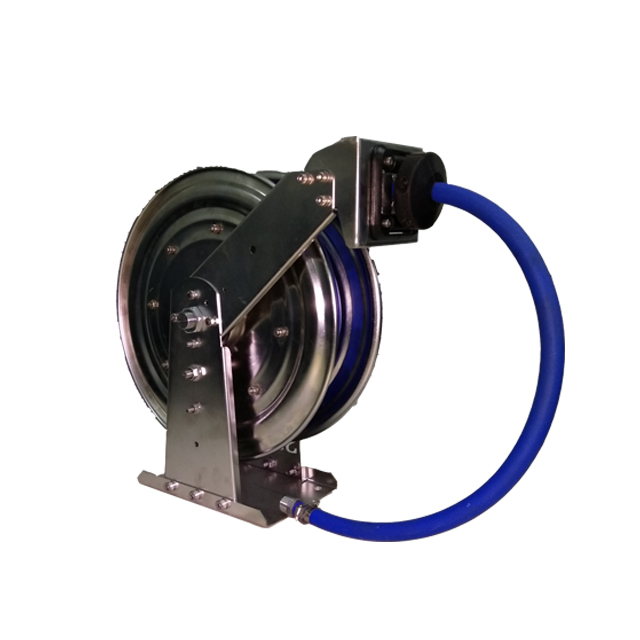 Chemical hose reel | Medical oxygen hose reel ASSH370D