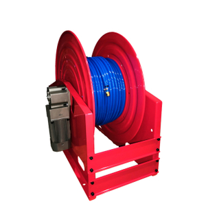 Power hose reel | Wind up hose reel AESH680D