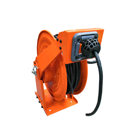 Garage extension cord reel | Cable reel stands ASSC370D