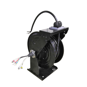 Ethernet cable reel | Retractable power cord reel ESSC370D