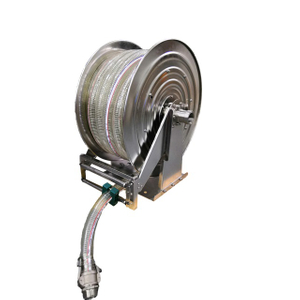 100 ft air hose reel | Heavy duty water hose reel ASSH690D