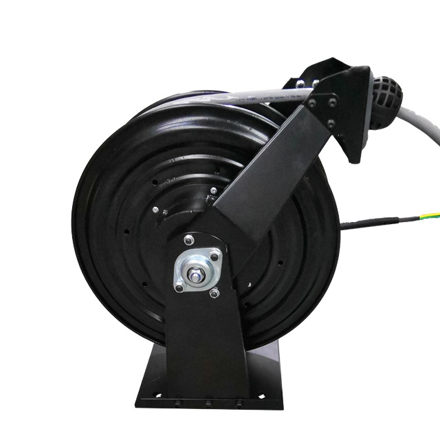 Wind up extension cord reel | Wire cable reel ASSC370D