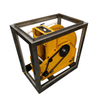 Hot water hose reel | Food grade hose reel AESH690D